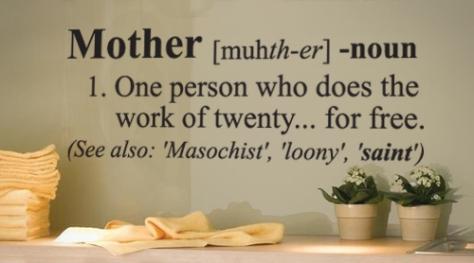 motherdefinition
